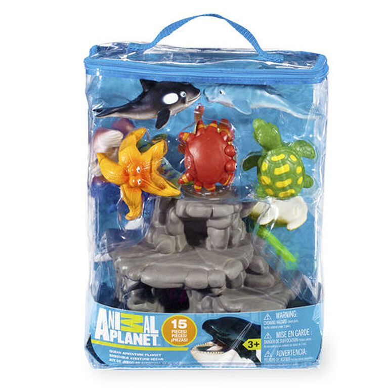 Animal Planet Ocean Preschool Playset - R Exclusive