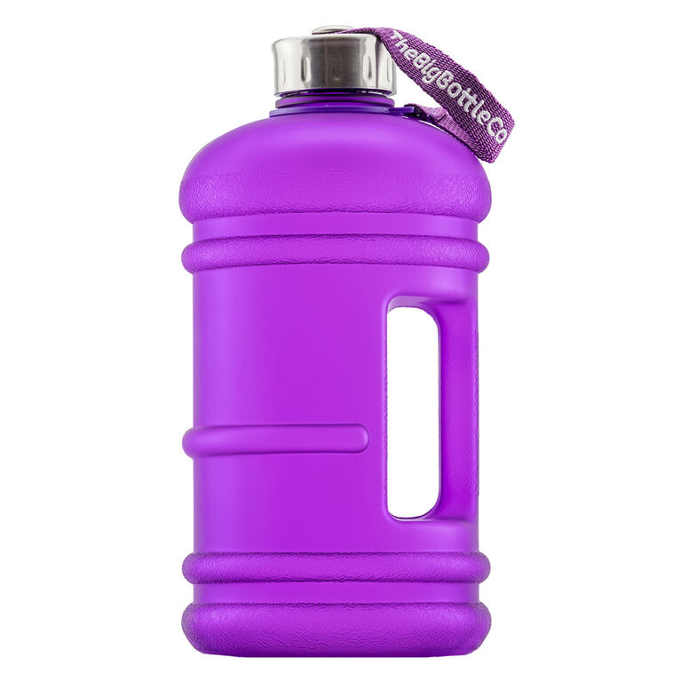 The Big Bottle Co - Frosted Violet - English Edition