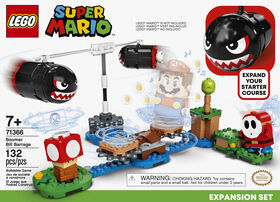 LEGO Super Mario Ensemble d'extension Barrage de Bill Bou 71366
