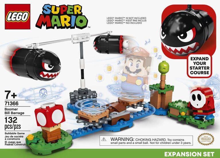 LEGO Super Mario Boomer Bill Barrage Expansion Set 71366 - French Edition