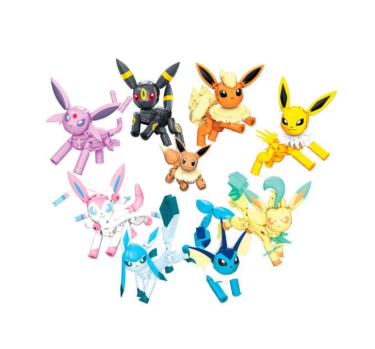 Mega Construx Pokemon Coffret Evolutions Epiques D Evoli