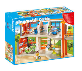 Playmobil - Furnished Children's Hospital