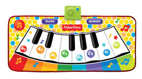 Fisher Price - Dancin' Tunes Musical Mat - English Edition