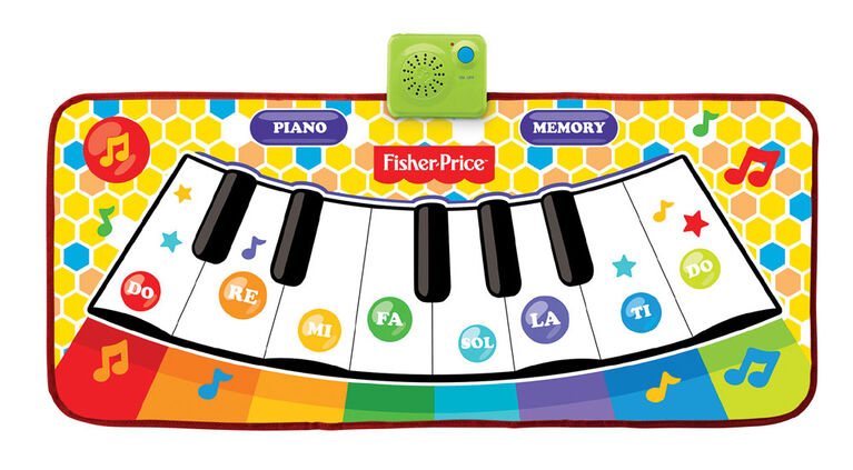 Fisher Price - Tapis de danse musical - Édition anglaise