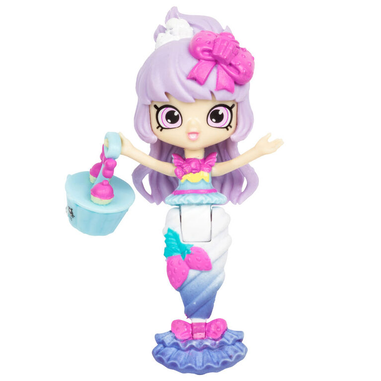 Shopkins Happy Places - Happy Mermaid Pack - Berri Cakes Mermaid