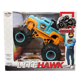LiteHawk Old Timer Big Wheelers
