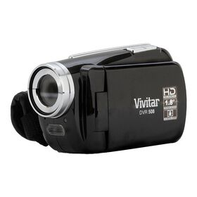 Vivitar 12 MP Digital Camcorder - Black