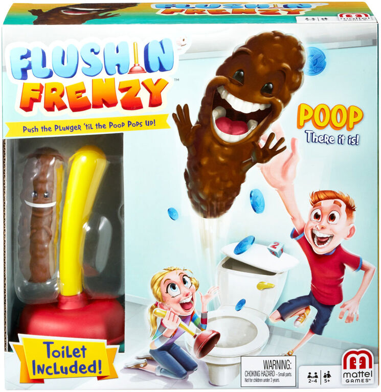 Flushin' Frenzy Game