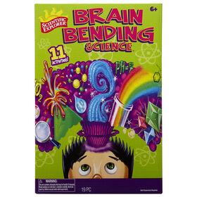 Scientific Explorer - Brainbending Science