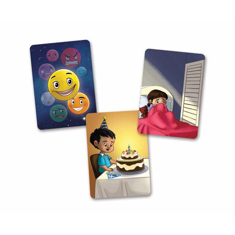 Placote - Mission : Emotions! - educational game - English Edition