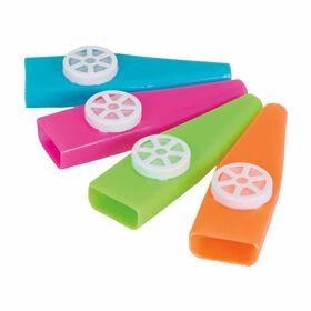 """Kazoo Favors 3"""" - 8 pieces"""