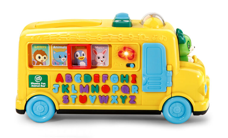 Leap Frog L'autobus Phonics Fun Animal Bus™ - Édition Anglaise