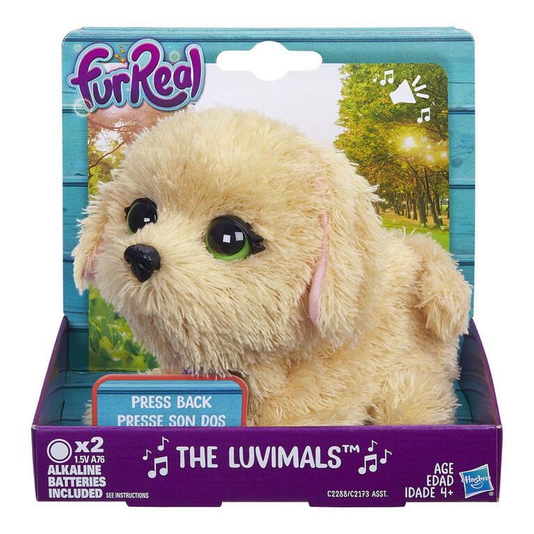 furReal The Luvimals Sweet Singin' Biscuit