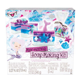 Fashion Angels Mermaid Dreams Soap Making Kit