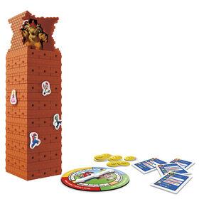 Jenga: édition Super Mario, blocs à empiler en tour, jeu pour les fans de Super Mario, à partir de 8ans