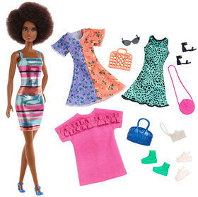 Barbie Doll and Fashions - R Exclusive