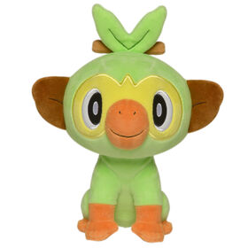 "Pokémon 8"" Plush Galar Region Starters - Grookey"