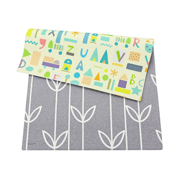Babycare Playmat - Small - Sea Petal Grey