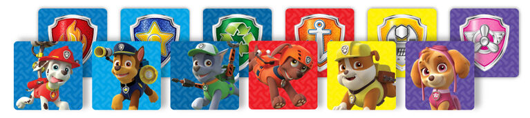 Magformers Paw Patrol Pull-Up Pup Set 36 Piece Set