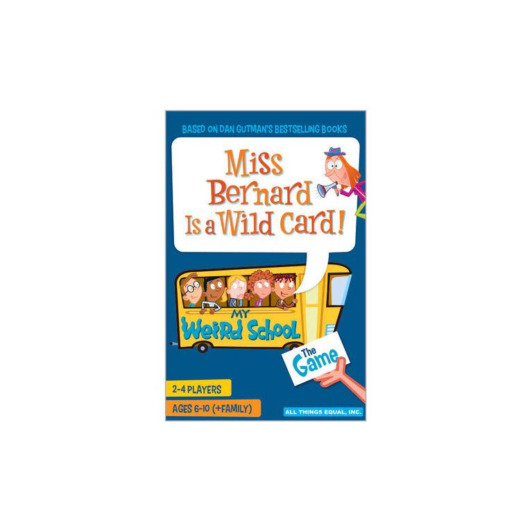 My Weird School Game - English Edition
