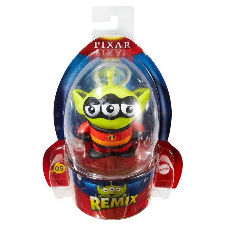 Disney/Pixar Alien Remix Mr. Incredible Figure