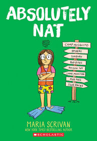 Scholastic - Nat Enough #3: Absolutely Nat - English Edition