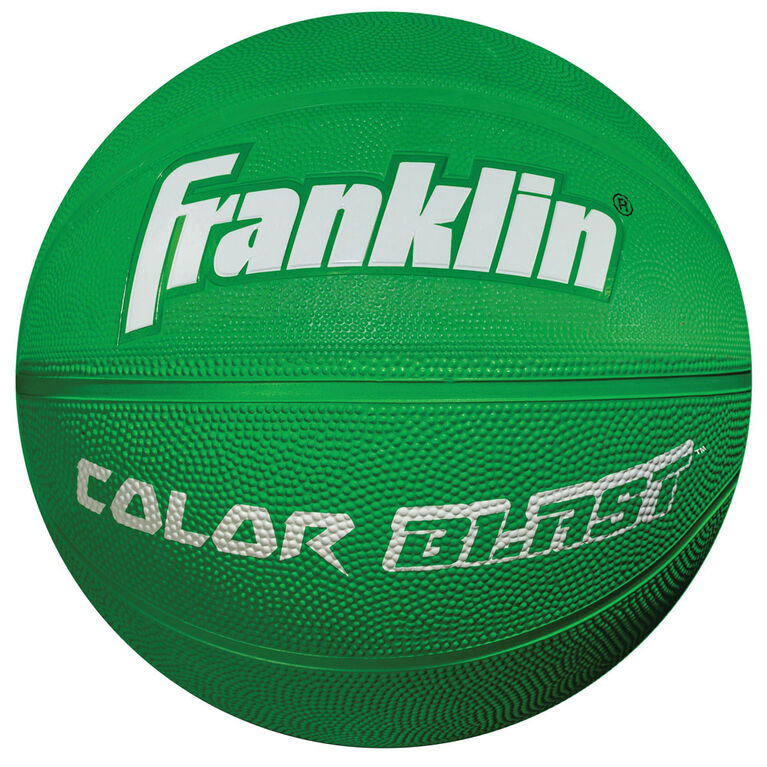 Franklin Sports Color Blast  Basketball - Assortment May Vary