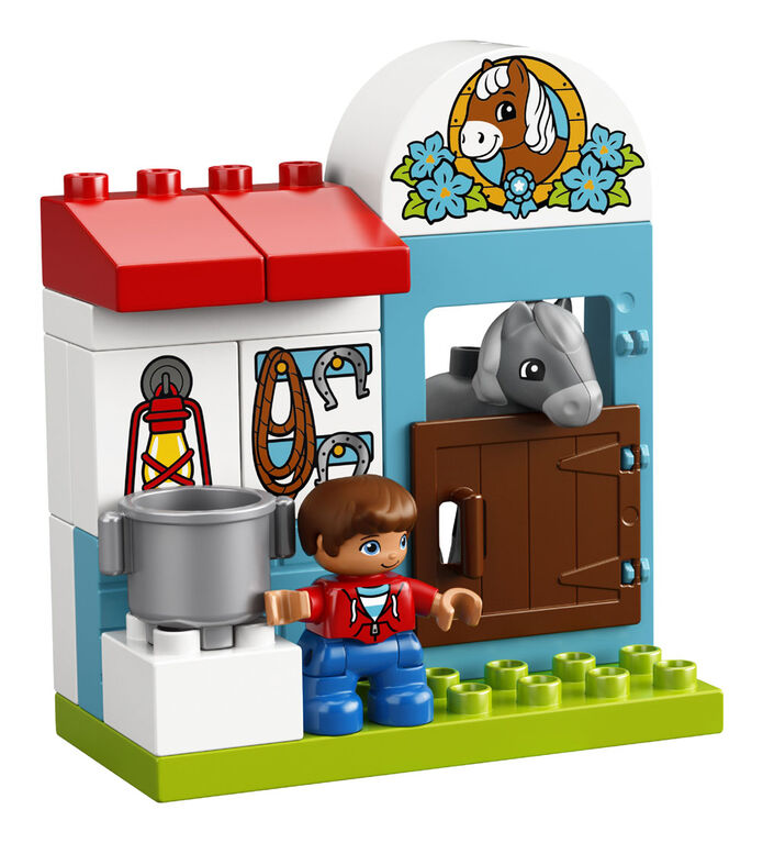 LEGO DUPLO Town Farm Pony Stable 10868