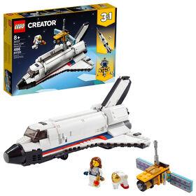 LEGO Creator L'aventure de la navette spatiale 31117