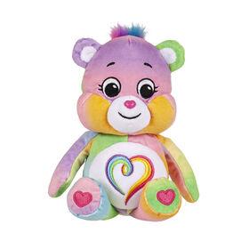 Care Bears Bean Plush - Togetherness Bear