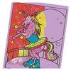 Crayola Color Magic Shimmer Paper & Marker Set, Unicorns