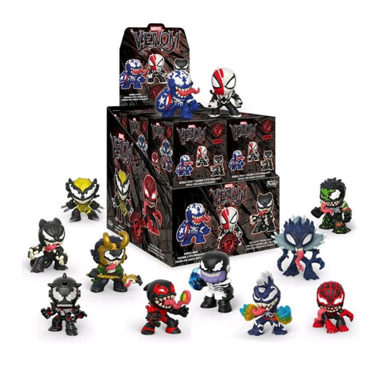 Funko POP! Minis: Marvel - Venom (Styles May Vary) - English Edition