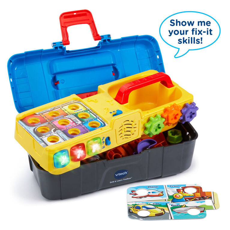 Drill & Learn Toolbox - English Edition