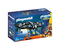 Playmobil - Robotitron with Drone