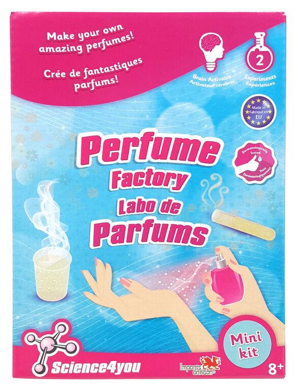 Science4you Mini Kit - Perfume Factory