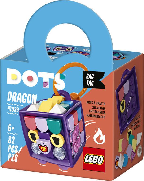 LEGO DOTS La décoration pour sac Dragon 41939