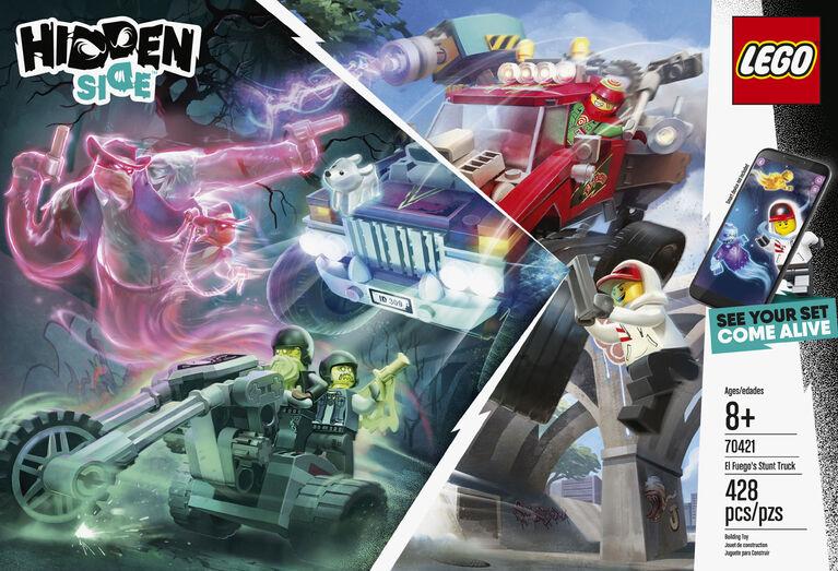 LEGO Hidden Side Le quad chasseur de fantômes 70421