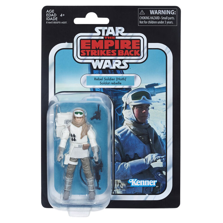 Star Wars The Vintage Collection Rebel Trooper (Hoth) 3.75-inch Figure