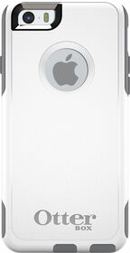 OtterBox Commuter iPhone 6/6s White/Grey