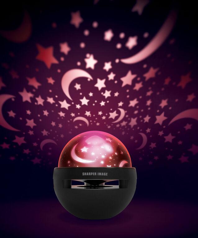 Sharper Image SPBT654 Ceiling Projection Star Light Speaker