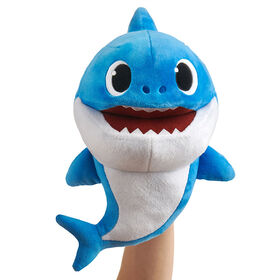 Pinkfong Baby Shark Song Puppet with Tempo Control - Daddy Shark  080352