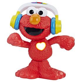 Playskool Friends Sesame Street Let's Dance Elmo - English Edition