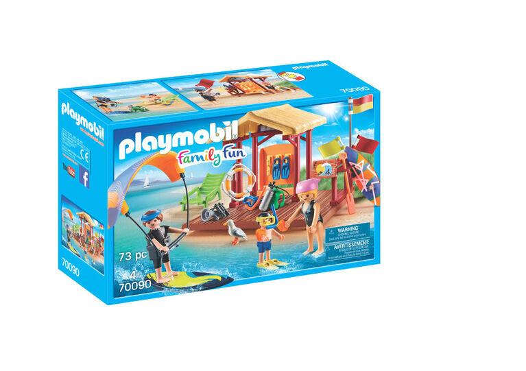 Playmobil Espace de sports nautiques