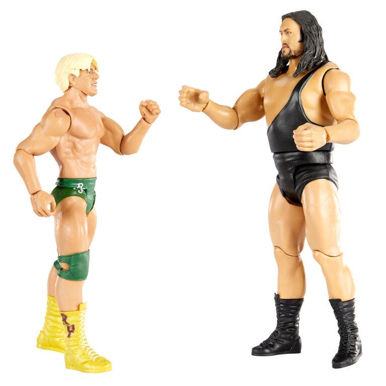 WWE Championship Showdown Ric Flair vs The Giant 2-Pack