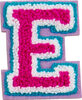 Patches: Decorative Letter - E