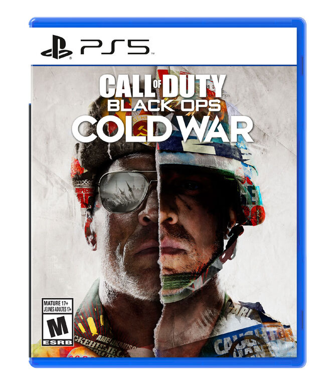 PlayStation 5 Call Of Duty: Black Ops Cold War