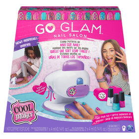 Cool Maker Nail Stamper 2en1