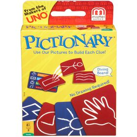 Jeu de cartes Pictionary
