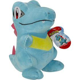 """Pokemon 8"""" Plush - Totodiile"""
