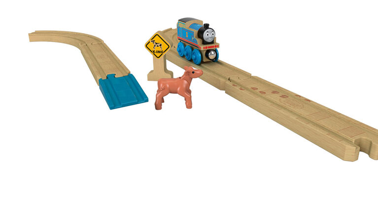 Fisher-Price Thomas & Friends Wood Straights & Curves Track Pack